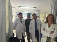 Vergeles afirma que construir el hospital de Don Benito-Villanueva en la zona del PIR supondría ahorrar diez millones