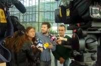 Yllanes, tras su fichaje en Podemos: