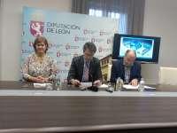 León se promocionará con un mapa de turismo rural y un vídeo grabado con drones