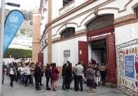 La IV edición de la Gran Feria Sabor a Málaga llega a su ecuador con más de 15.000 visitantes