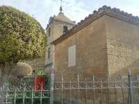 CHA solicita retirar la placa franquista de la fachada de la Iglesia de Ardisa