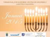 Tarazona celebra este miércoles la Janucá, la Fiesta de las Luces