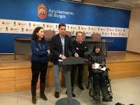 El PSOE sondeará desde el lunes al resto de la oposición en Burgos ante una posible moción de censura