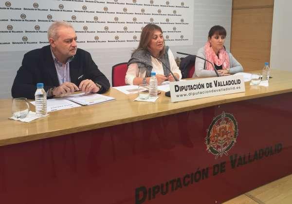 El incremento de los Planes Provinciales y escuelas infantiles, prioridades en las enmiendas del PSOE de Valladolid