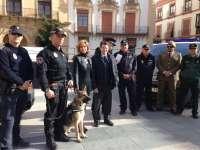 Ayuntamiento Lorca crea una Unidad Canina de la Policía Local para prevenir tráfico de drogas