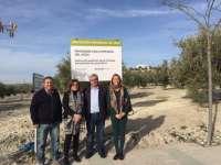 MásJaén.- Santiago de Calatrava mejora el suministro de agua con una nueva conducción