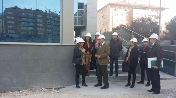La Junta finaliza el centro de salud Expansión Norte y pide al Ayuntamiento que agilice la urbanización de la zona