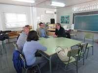 La Conselleria de Educación se compromete a construir un nuevo CEIP en Campos