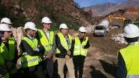 La corrección hidrológica y la restauración centran los trabajos en la Sierra de Lújar tras el incendio