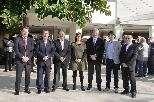 Armengol invita al sector privado a colaborar con las administraciones para hacer de Magaluf un
