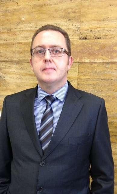 Jesús Beamonte, director provincial de Ibercaja en Teruel