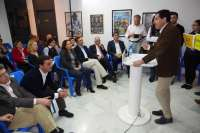 Moreno (PP-A) afirma que el PSOE quiere