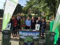 Alhaurín de la Torre promueve el reciclaje de vidrio a través de una campaña de sensibilización