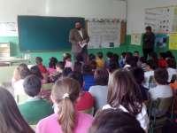 Centros educativos celebran el Día de la Lectura, dedicado al filósofo Emilio Lledó