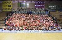 La Fundación Cajasol, colaborador principal del Baloncesto Sevilla