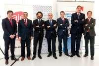 Más de 120 personas participan en el networking de AJE Aragón e Ibercaja
