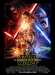 Star Wars: El despertar de la fuerza - Cartel