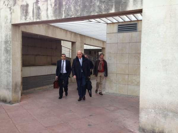 Tribunales.- Fiscalía retira la acusación contra el alcalde de Armilla en el caso de los vertidos del PTS