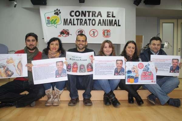 20D.-IU-UP apuesta por eliminar las ayudas públicas a eventos que impliquen maltrato a los animales