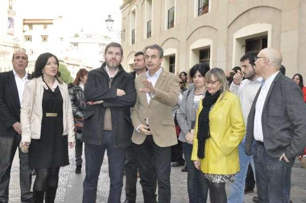 Zapatero (PSOE) condena la