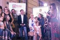 La Diputación colabora con la Pasarela 'Compras de Navidad' impulsada por Navarro Pasarela