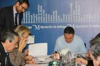 La Diputación aprueba ayudas de medio millón de euros para ayuntamientos y asociaciones