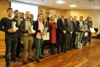 La UJA reconoce la labor emprendedora de la comunidad universitaria con sus VIII Premios al Emprendimiento 2015