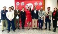 AJE Córdoba nombra de nuevo a Marisol Chacón como presidenta de la asociación