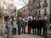 Elaboran un manifiesto de apoyo a las candidaturas de Aguirre y Calzada (Podemos) al Senado