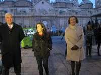 Sáenz de Santamaría advierte de que las papeletas que no sean del PP irán