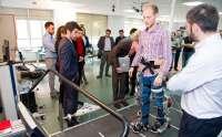 Evaluadores de Bélgica, Italia, Islandia y Japón llegan a Toledo para avanzar en el estudio con exoesqueletos robóticos
