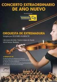 Álvaro Albiach dirigirá a la Orquesta de Extremadura en el Concierto Extraordinario de Año Nuevo