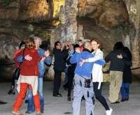 Cultura.- La Cueva de Nerja ofrece este sábado una visita especial para los amantes del tango