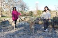 Los voluntarios ambientales de Binéfar atienden quince casos de animales perdidos en su primer mes
