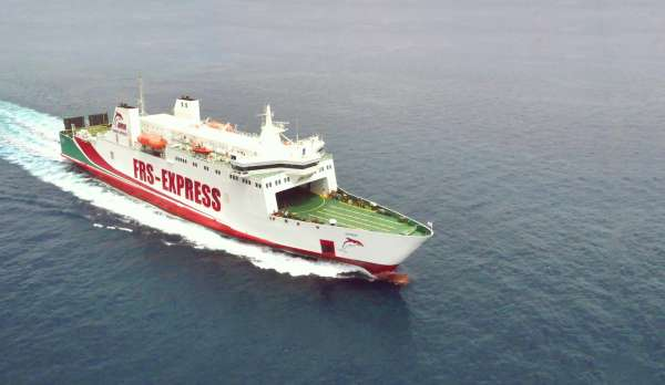 Una nueva línea marítima de la naviera FRS unirá Motril y Tánger desde la segunda quincena de enero