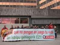 CCOO Euskadi exige a diputaciones y ayuntamientos mayor control de las condiciones de trabajo en concesiones forestales