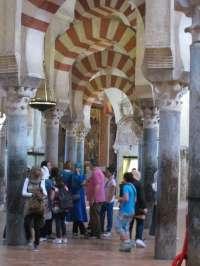 Cultura.- Turismo.- La Mezquita vuelve a batir su récord al recibir en 2015 más de 1,6 millones de visitantes