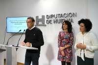 Diputación insta al presidente del PP a pedir dinero al Gobierno para hacer los accesos al chare de Lepe