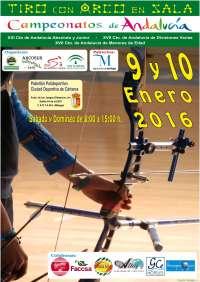 Cártama acoge este fin de semana el primer torneo de tiro con arco en modalidad sala