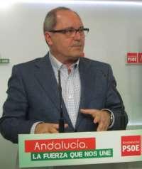 PSOE-A dice que Rodríguez