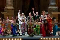 El escenario del Teatro Bretón acogerá el día 16 el musical 'Hércules'