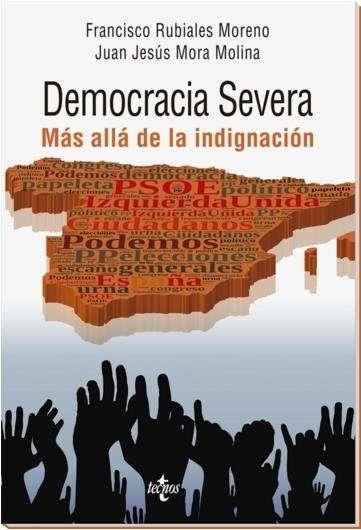 Publican el ensayo 'Democracia severa' que propone medidas para la