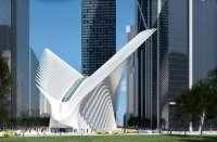 El intercambiador de transportes del World Trade Center de Nueva York diseñado por Calatrava abrirá en marzo
