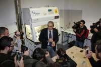 Sostenible.- Universidad de Granada pone en marcha un laboratorio para fabricar grafeno, el material del futuro