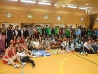 Un millar de escolares participa en el Trofeo Acceso 'Universidad de Jaén' que se celebra hasta el 29 de enero