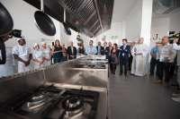 Impulsan el empleo juvenil con el centro de educación medioambiental y la cocina industrial de Añaza (Tenerife)