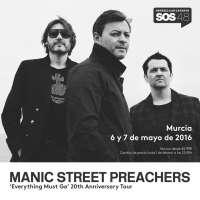 El Festival SOS 4.8 anuncia a Manic Street Preachers, Mew, Kiko Veneno, Toundra y Second