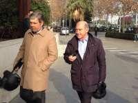 Alfonso Novo llega a declarar ante el juez