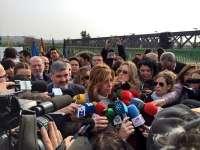 Susana Díaz pide poner a España