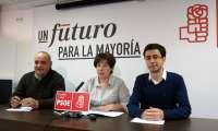 El PSOE pide que se convoque de nuevo el Consejo del Alfoz de Salamanca, sin reuniones en la presente legislatura